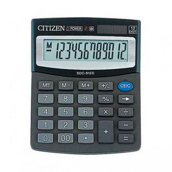 Калькулятор Citizen SDC-812, 12 разрядов