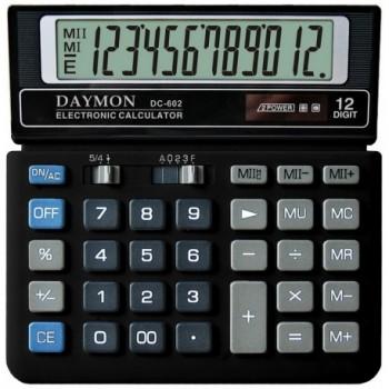 Калькулятор Daymon DC-602