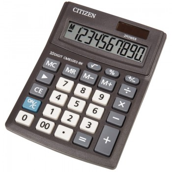 Калькулятор Citizen CMB-1001 BK 10 разрядов
