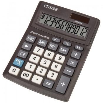 Калькулятор Сitizen CMB-1201 BK 12 разрядов